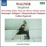 Wagner: Siegfried - Attila Jun (bass); Björn Wang (bass); Gabriela Herrera (soprano); Heinz Göhrig (tenor); Helene Ranada (contralto);...