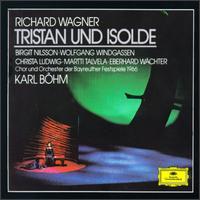 Wagner: Tristan und Isolde - Birgit Nilsson (vocals); Christa Ludwig (vocals); Claude Heater (vocals); Eberhard Wächter (baritone);...