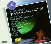 Wagner: Tristan und Isolde - Birgit Nilsson / Wolfgang Windgassen / Karl Böhm