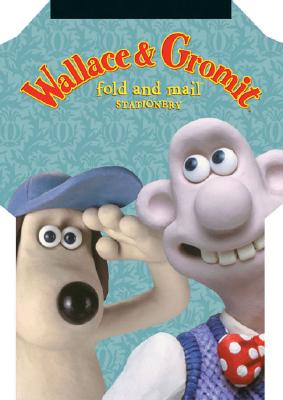 Wallace and Gromit Fold & Mail Stat - Chronicle Books