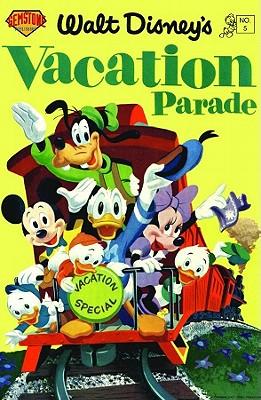 Walt Disney's Vacation Parade No. 5 - Barks, Carl, and Korhonen, Kari, and Gottfredson, Floyd