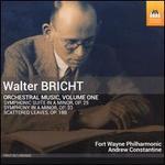 Walter Bricht: Orchestral Music, Vol. 1