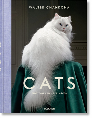 Walter Chandoha. Cats. Photographs 1942-2018 - Michals, Susan, and Golden, Reuel (Editor), and Chandoha, Walter (Photographer)