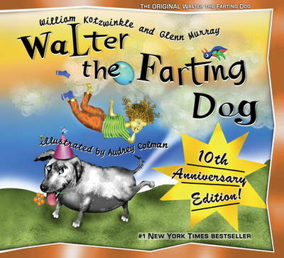 Walter the Farting Dog - Kotzwinkle, William