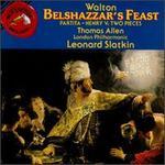 Walton: Belshazzar's Feast; Henry V; Partita for Orchestra