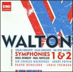 Walton: Symphonies Nos. 1 & 2; Violin Concerto; Cello Concerto; The Wise Virgins