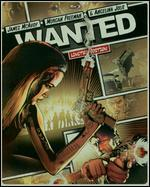 Wanted [2 Discs] [Includes Digital Copy] [UltraViolet] [SteelBook] [Blu-ray/DVD]