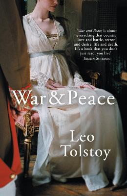 War And Peace - Figes, Orlando (Afterword by), and Tolstoy, Leo, and Briggs, Anthony (Translated by)