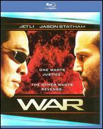 War [Blu-ray] - Phillip Atwell