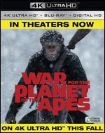 War for the Planet of the Apes [Includes Digital Copy] [4K Ultra HD Blu-ray/Blu-ray]