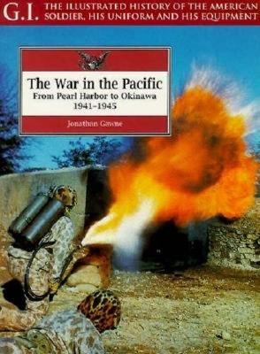 War in Pacific - Gawne, Jonathan