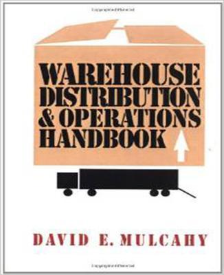Warehouse Distribution & Operations Handbook - Mulcahy, David E