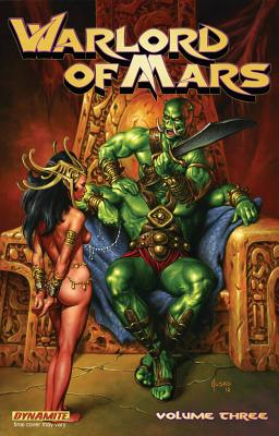 Warlord of Mars Volume 3 - Nelson, Arvid, Mr., and Sampere, Daniel, and Martino, Stefano