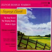 Warren: Singing Earth - Gerd Nienstedt (bass); Maria Venuti (mezzo-soprano); Thomas Hampson (baritone); Polish Radio Chorus Kraków (choir, chorus);...