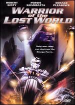 Warrior of the Lost World - David Worth