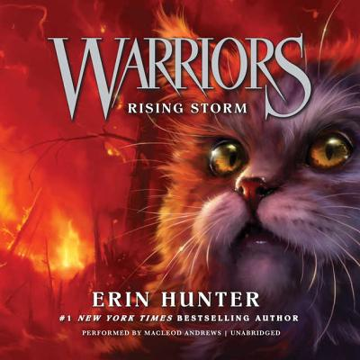 Warriors #4: Rising Storm - Hunter, Erin, and Andrews, MacLeod (Read by)