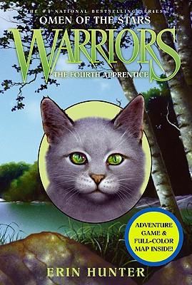 Warriors: Omen of the Stars #1: The Fourth Apprentice - Hunter, Erin L