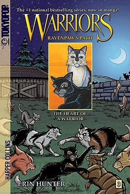 Warriors: Ravenpaw's Path: The Heart of a Warrior - Jolley, Dan, and Barry, James L (Illustrator), and Hunter, Erin L (Creator)