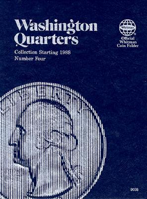 Washington Quarters: Collection 1988 to 2000, Number Four - Whitman