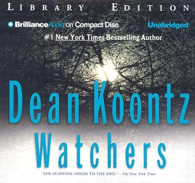 Watchers - Koontz, Dean