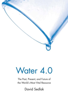 Water 4.0: The Past, Present, and Future of the World's Most Vital Resource - Sedlak, David
