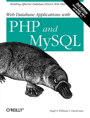 Web Database Applications with PHP and MySQL - Williams, Hugh E