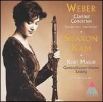 Weber: Clarinet Concertos Nos. 1 & 2; Grand Duo Concertant