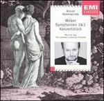 Weber: Symphonien 1 & 2; Konzertstück
