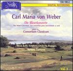 Weber: Wind Concertos, Vol. 3