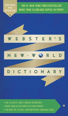 Webster's New World Dictionary - Webster's New World