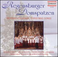Weihnachtslieder [Capriccio] - Markus Geitner (soprano); Roland Buchner (organ); Regensburger Domspatzen (choir, chorus); Roland Buchner (conductor)