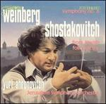 Weinberg: Symphony No. 6; Shostakovich: From Jewish Folk Poetry