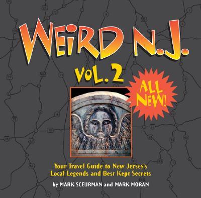 Weird New Jersey Book 7