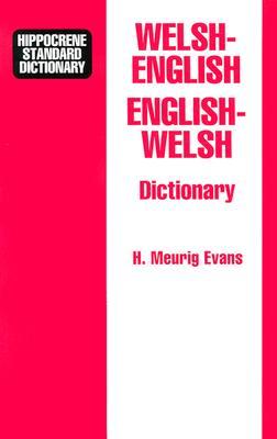 Welsh/English-English/Welsh Dictionary - Mladen, Davidovic, and Evans, H Meurig