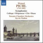 Wenzel Pichl: Symphonies