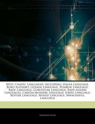 West Chadic Languages, Includi...