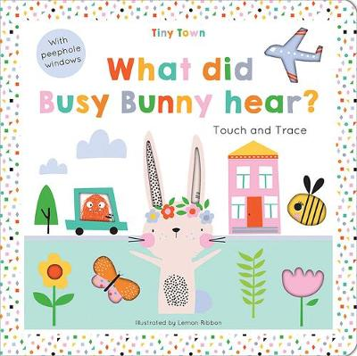 What did Busy Bunny hear? - Graham, Oakley