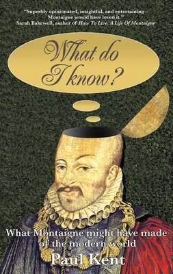What Do I Know? - Kent, Paul