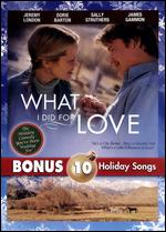 What I Did for Love - Mark Griffiths