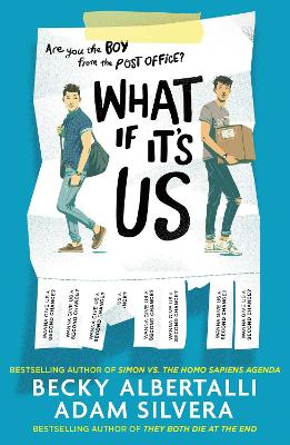 What If It's Us - Silvera, Adam, and Albertalli, Becky