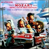 "What If Mozart Wrote ""Roll over Beethoven"" - Hampton String Quartet"