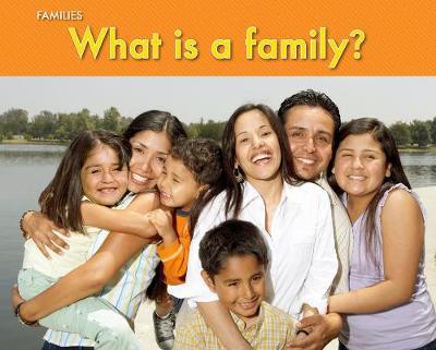 What Is a Family? - Rissman, Rebecca