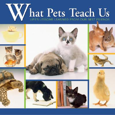 What Pets Teach Us: Life's Lessons Learned from Our Best Friends - Donner, Andrea (Editor)
