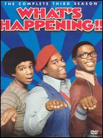 What's Happening!!: The Complete Third Season [3 Discs] -