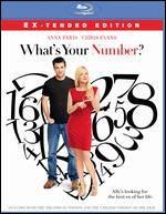 What's Your Number [Blu-ray] - Mark Mylod