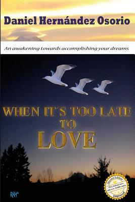 When It's Too Late to Love: An Awakening Towards Accomplishing Your Dreams - Hernandez Osorio, Daniel