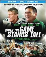 When the Game Stands Tall [2 Discs] [Includes Digital Copy] [Blu-ray/DVD]