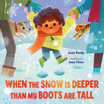 When the Snow Is Deeper Than My Boots Are Tall - Reidy, Jean