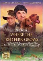 Where the Red Fern Grows - Lyman D. Dayton; Sam Pillsbury