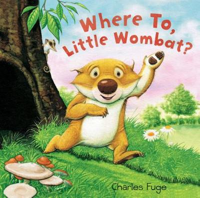 Where To, Little Wombat? -